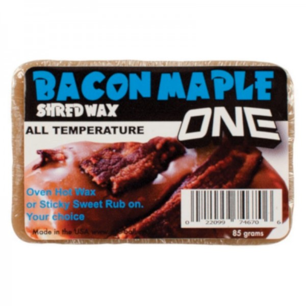 ONEBALLJAY Maple Bacon Snow Wax