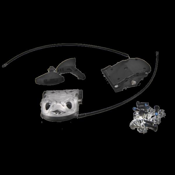 Heel adapter for INTEC-Step-In