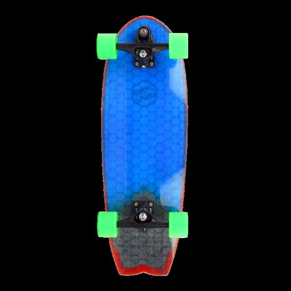 Surfskate 76 - BLUE