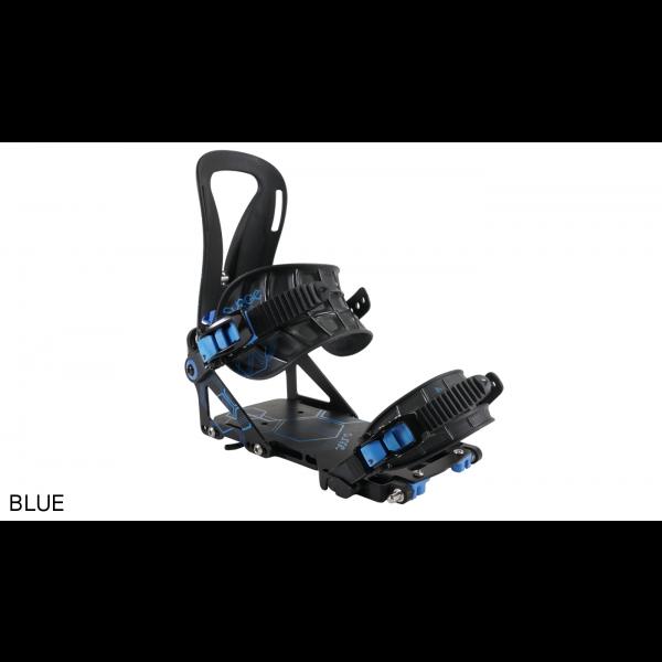 SPARK Surge Men LARGE Blue Splitboard Binding