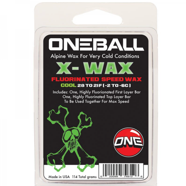 ONEBALLJAY X-Wax Snow 110g