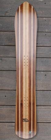 Pogo Snowboard Sonder Design Longboard 180