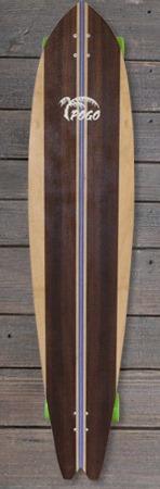 Pogo Longboard Sonder Design Fish