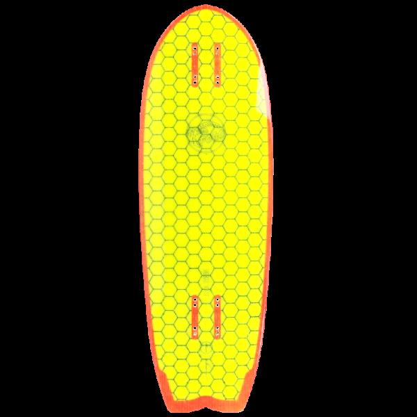 Surfskate 76 - YELLOW