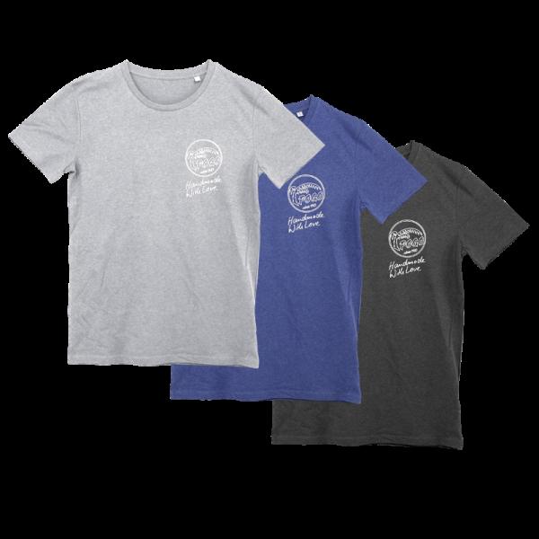 "Pogo T-Shirt "" Handmade With Love"""