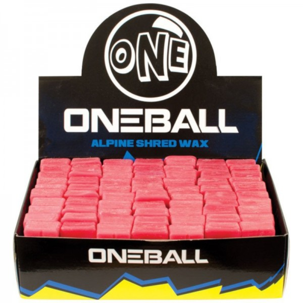 ONEBALLJAY Lady Fingers Snow Wax