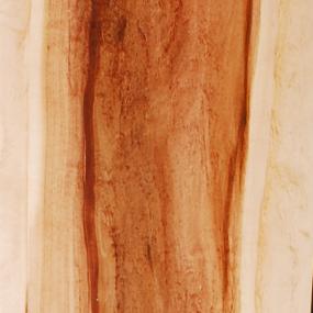 Wilder Birnbaum - Custom Holzfurnier Skateboard