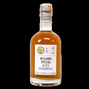 Williams Spezial - Altes Eichenfass