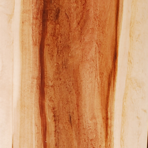 Wild Pear Tree - Custom Wooden Veneer Skateboard