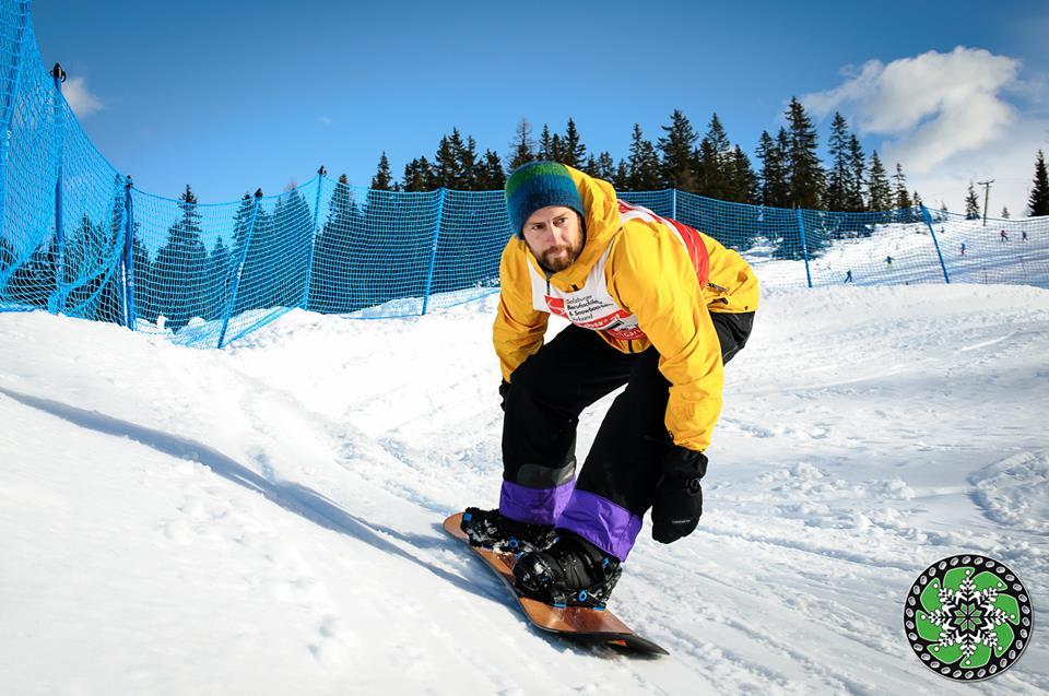 Pogo Snowboards Vintage Snowboard Days 2015