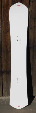 Pogo Snowboard Prototype