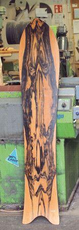 Pogo Powder Board Prototype
