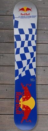 Pogo Snowboards Sonderdesigns - Red Bull