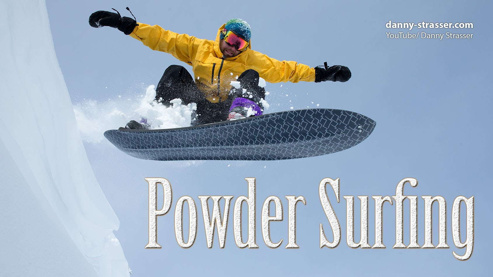 Pogo Asueto Powdersurfing