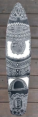 Pogo Sonder Design Skateboard 9