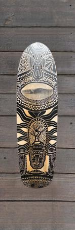 Pogo Sonder Design Skateboard fox hannes