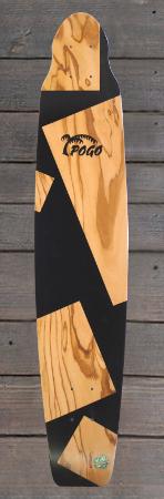 Pogo Sonder Design Skateboard 10