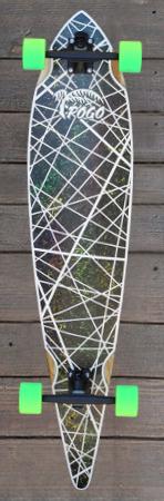 Pogo Sonder Design Skateboard speedneedle_heiko