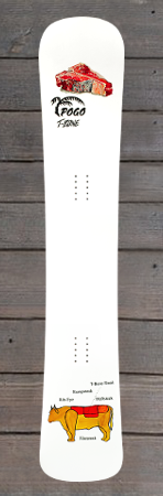 Pogo Snowboards - sonder kuh