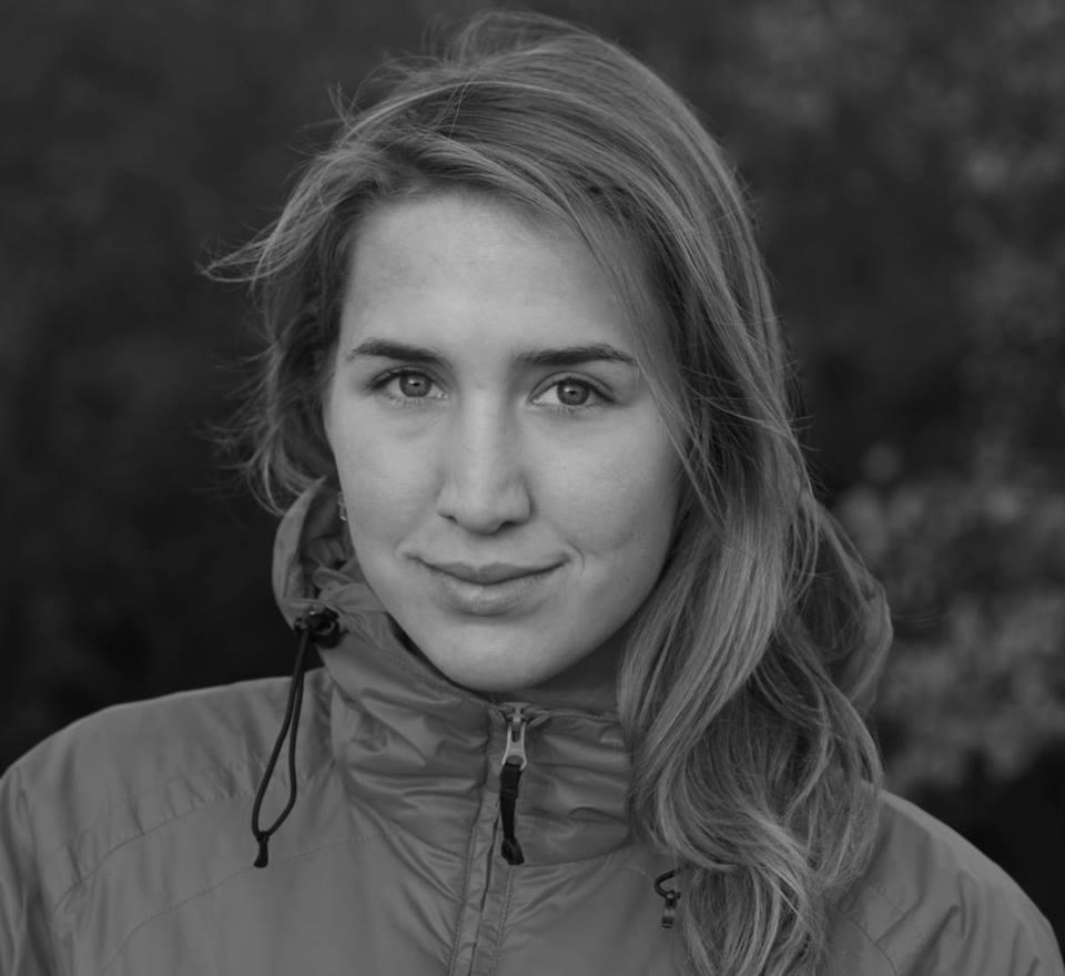 New Pogo team member Sophia Neuner