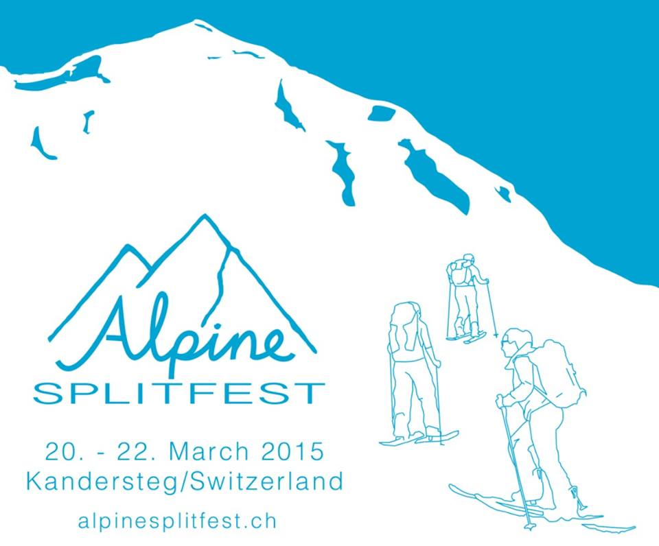 Alpine Snowboard Splitfest event
